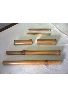 Kit Bamboo Massage